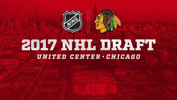 2017 NHL Draft in Chicago