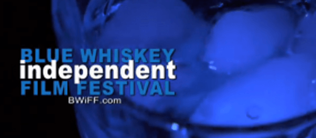 Blue Whiskey Independent Film event
