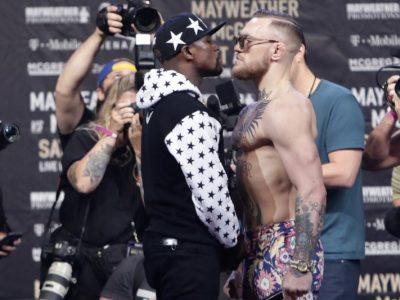 Floyd VS Conor