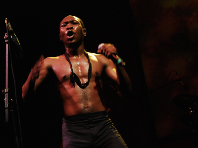 Kuti at World Music Festival