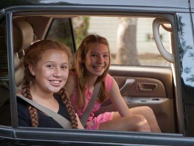 Chauffeur kids to School